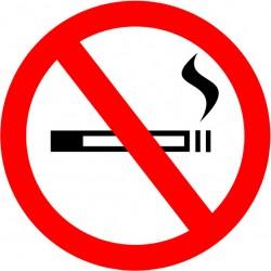 Magnet Zákaz kouření
