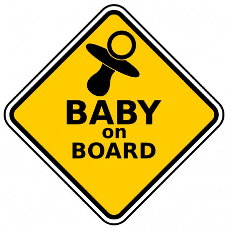Magnet Baby on board