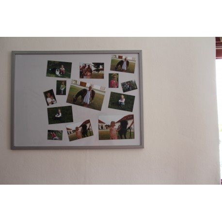 SLEVOMAT 4 ks Foto magnetky 10 x 15 cm