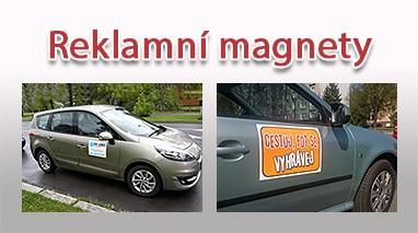 Reklamní magnety